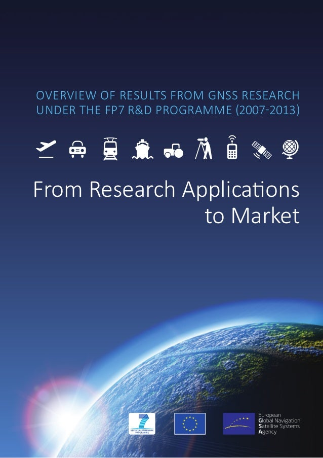 GNSS FP7 Research and Development
