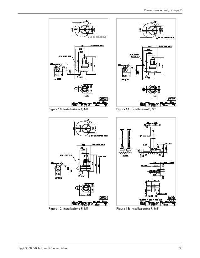 flygt 3068 wiring diagram