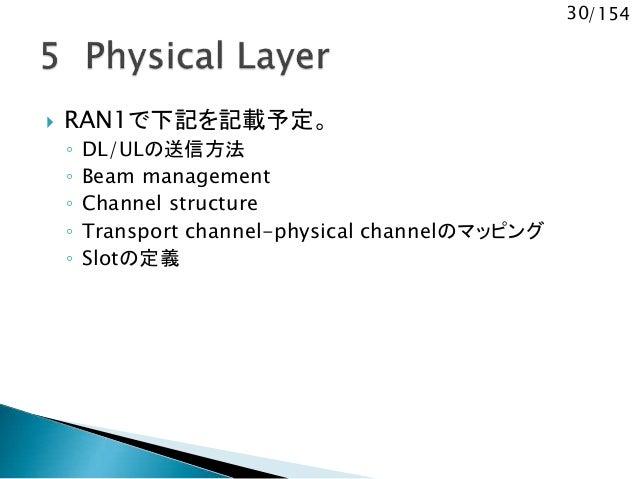 3GPP TS 38 300-100まとめ