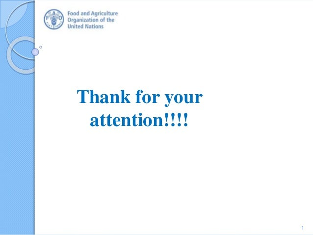 Thank for your attention!!!! 1