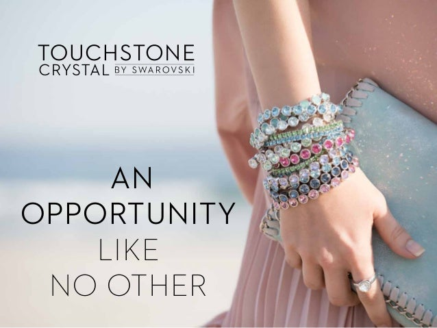 Ts 5 reasons to join Touchstone Crystal by Swarovski
