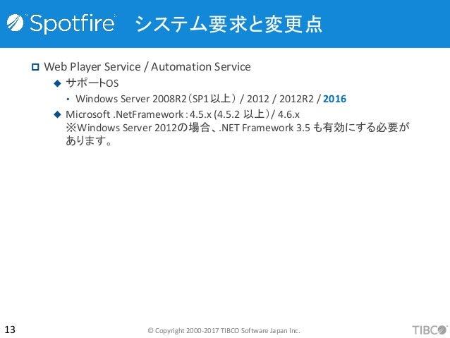 Ts76→ts79 spotfire追加機能ご紹介 170802