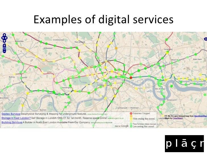 TSB Digital Services Challenges- Jonathan Raper Slide 3