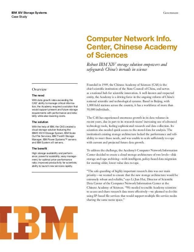 IBM XIV Storage Systems                                                                                                   ...