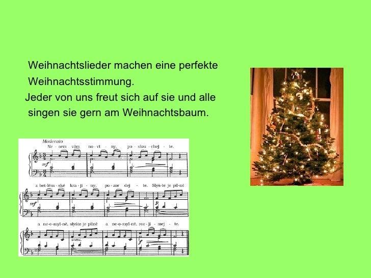 Tschechische Weihnachtslieder.Tschechisches Weihnachtslied
