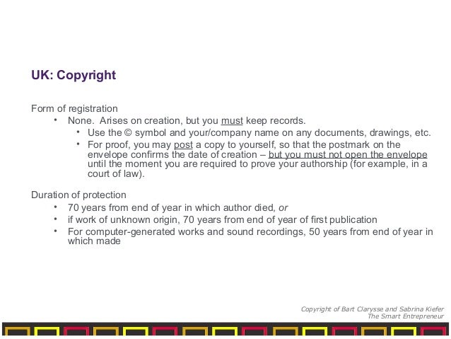 Examples Of How To Correctly Use The Copyright Symbol Mandegarfo