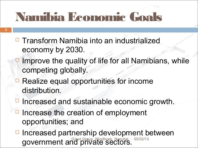 Transforming macroeconomic growth into all round economic