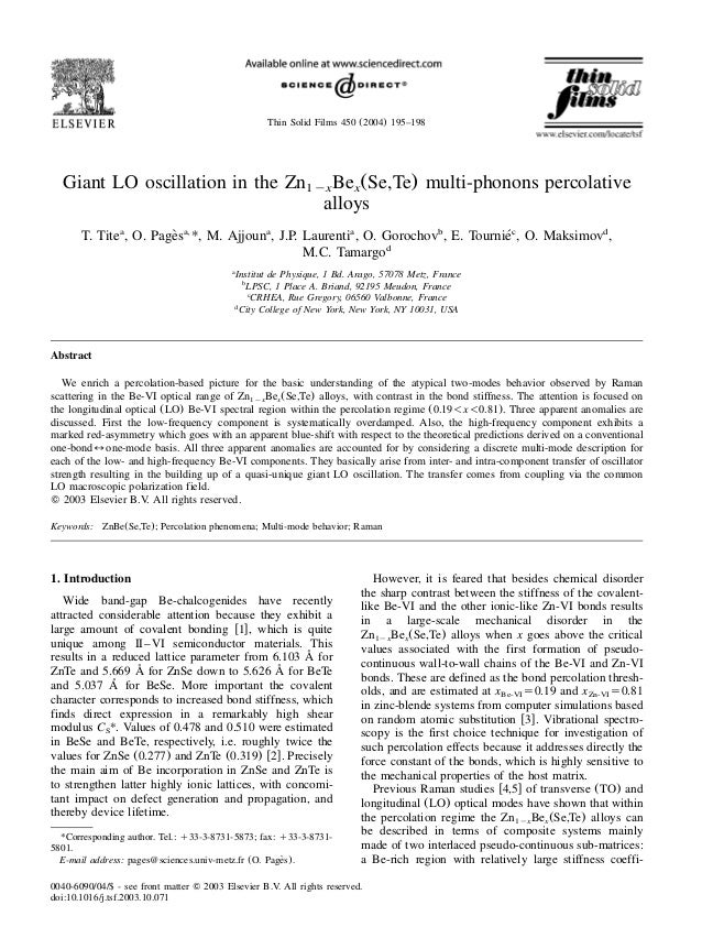 Thin Solid Films 450 (2004) 195–1980040-6090/04/$ - see front matter ᮊ 2003 Elsevier B.V. All rights reserved.doi:10.1016/...