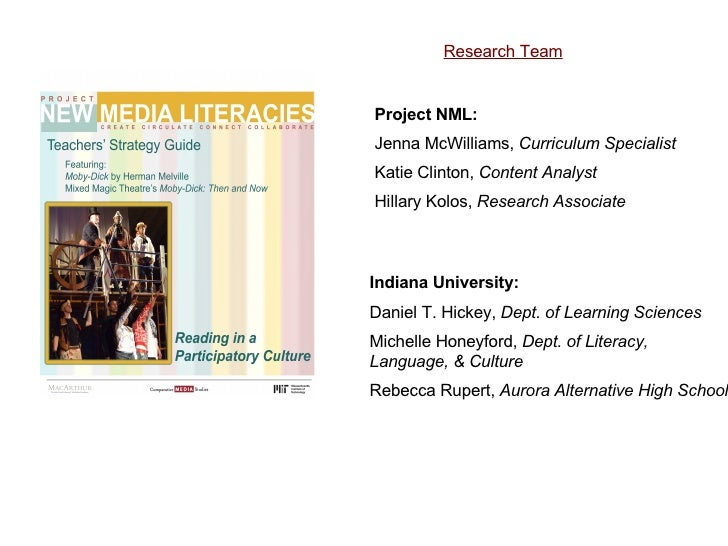 Indiana University: Daniel T. Hickey,  Dept. of Learning Sciences Michelle Honeyford,  Dept. of Literacy, Language, & Cult...