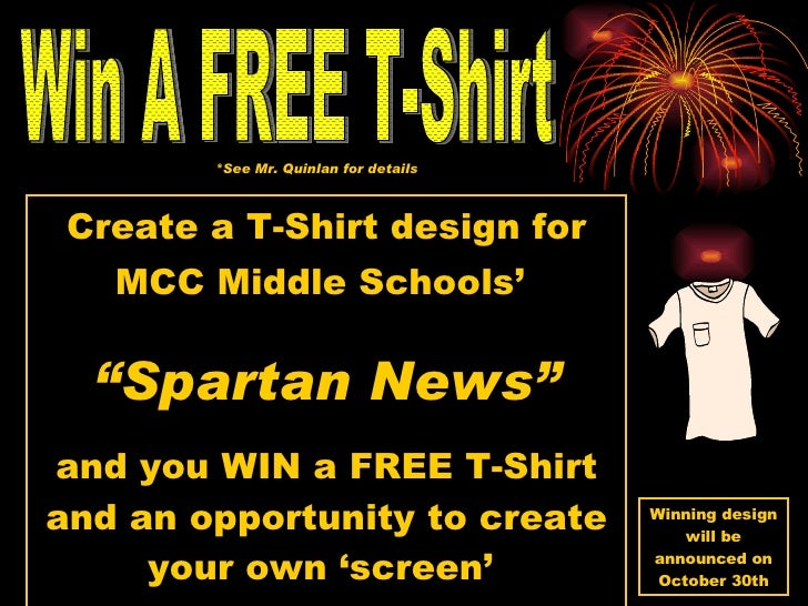 T shirt design contest 2007 for Design lab create your own shirt