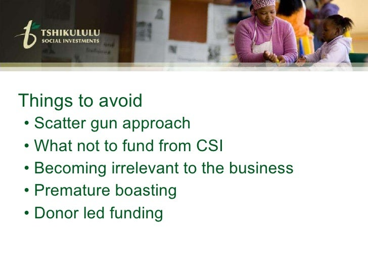 Options strategies csi