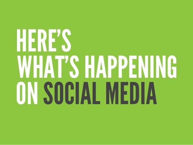 Q1   2016 Social Media Trends Report Slide 3