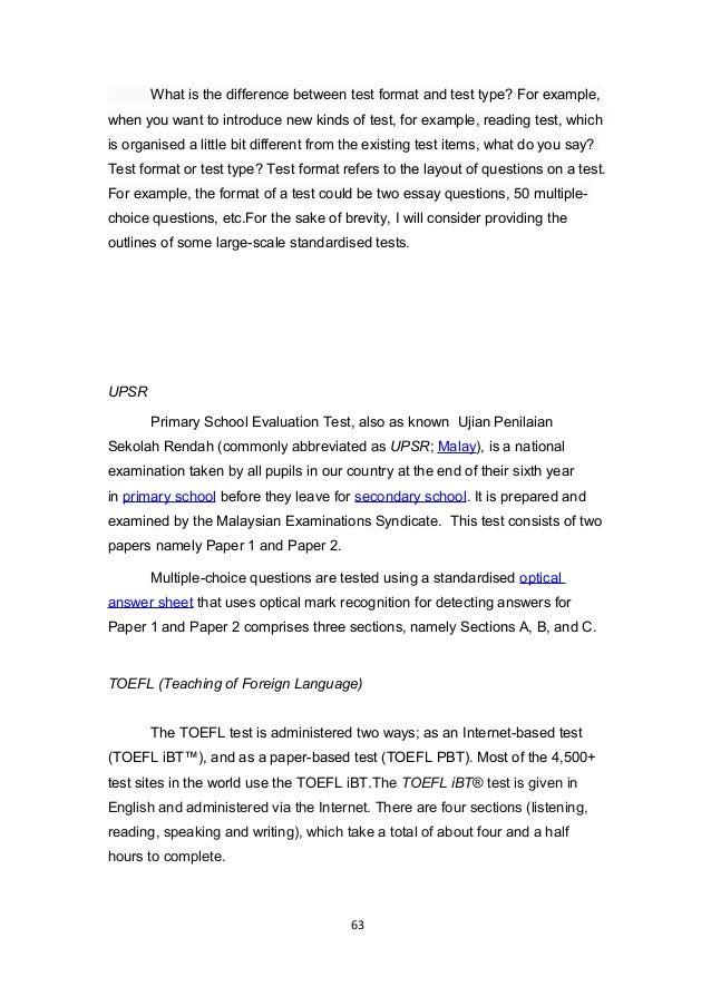Tsl 3123 Language Assessment Module Ppg