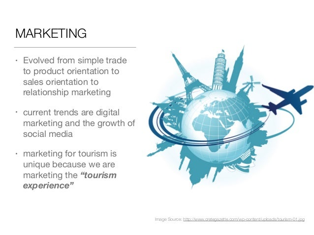 tourism marketing Thinking about your 2016 marketing plan here are five new tactics to help tourism marketers attract more visitors from social media.