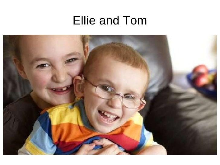 Ellie and Tom