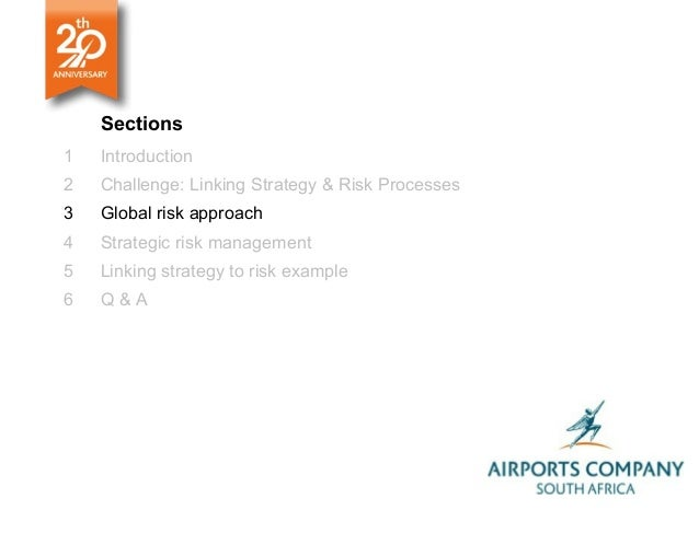 linking risk management to strategic controls Management (erm), and the balanced scorecard, which is a widely used strategic control system a case study of one of the uk's largest retailers, tesco plc, is use.