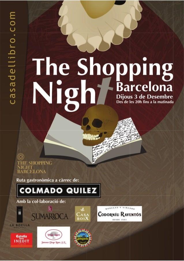 The Shopping Night Desembre 2015