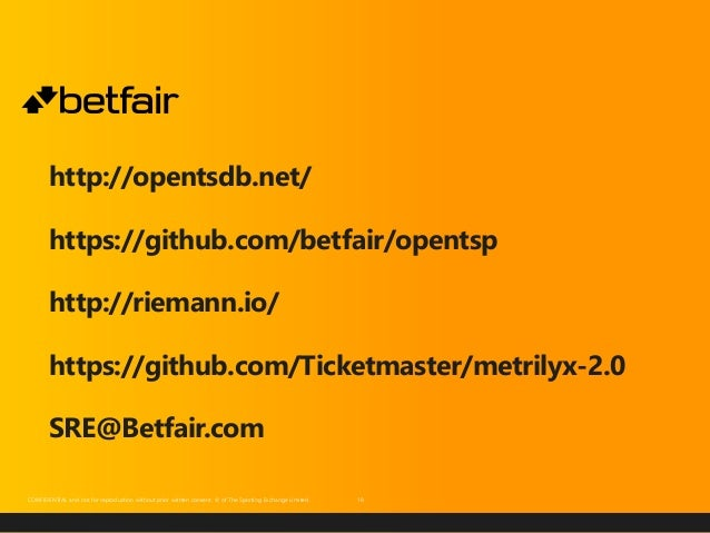 Time Series Data: OpenTSDB and TSP (Betfair)