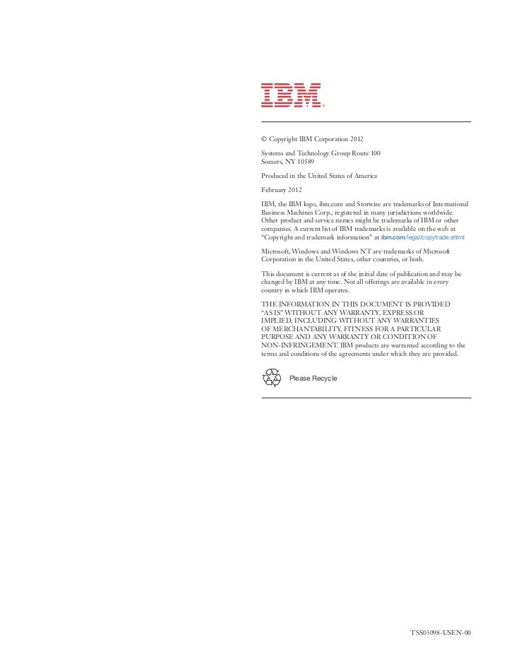 Ibm Storwize V7000 Unified Safeguarding Your Critical Data