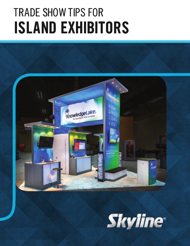 Trade show tips for island exhibitors - Home decor trade shows collection ...
