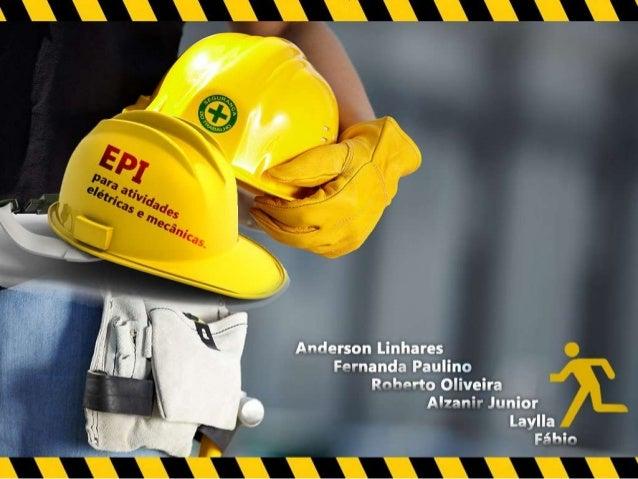 OBJETIVO  • Objetivo principal deste trabalho é conscientizar o funcionário  do uso correto e a conservação dos equipament...