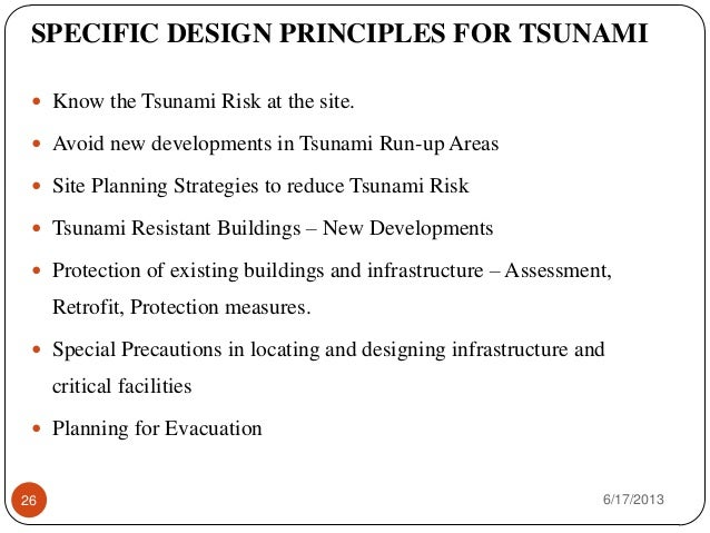 Tsunami - Fresh tsunami powerpoint presentation design