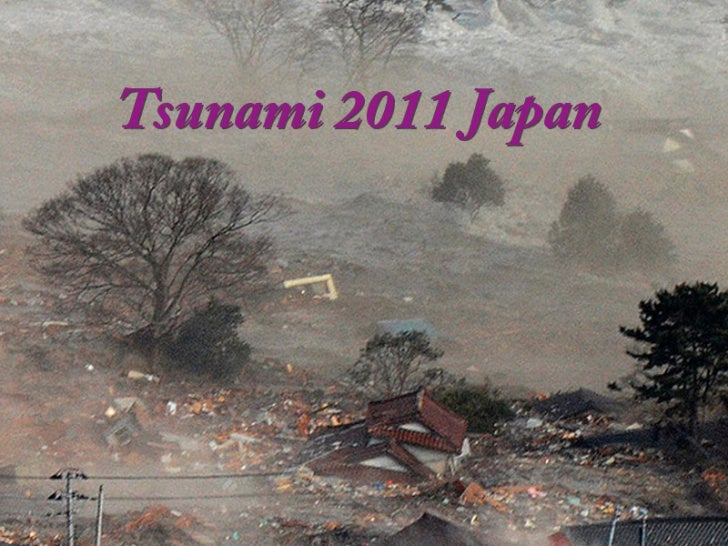 Latest Shocking Earthquake Tsunami Japan
