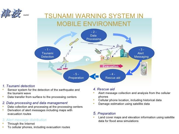 tsunami warning system pdf free