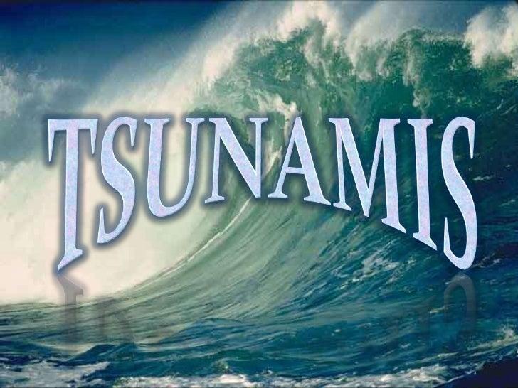 Un maremoto o tsunami es una ola o un grupo de olas de gran energía que se producen cuando algún fenómeno extraordinario d...