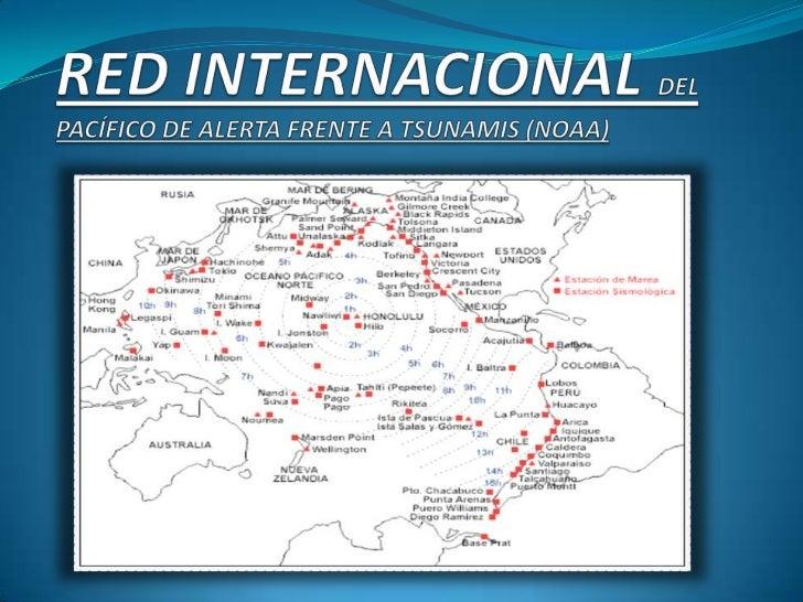  EL INSTITUTO GEOGRÁFICO NACIONAL, está trabajando en una Red Integrada de Mareógrafos integrada por la red del Instituto...