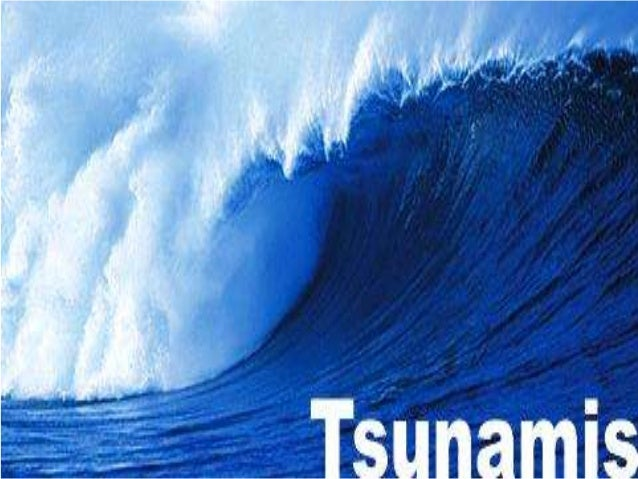 an understanding of a tsunami and its cause It is obvious that the tsunami did have natural causes like any other natural catastrophe while this may explain how it happened, it does not fully explain all the reasons why it happened the human soul has a natural need to understand things according to their ultimate causes, which transcend the.