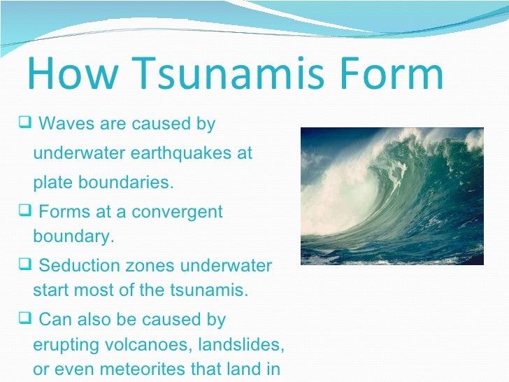 1.4 Tsunamis Quinn and Cole
