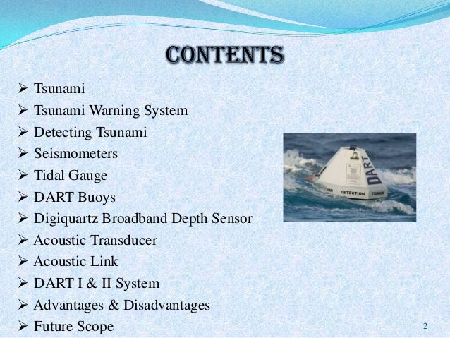 tsunami warning systems essay Worldwide tsunami early warning system, sends an sms to your mobile phone  free membership.