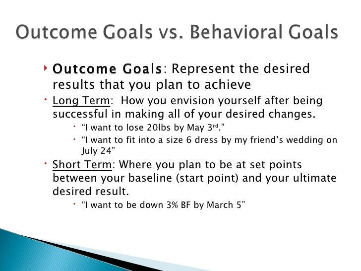 assessment primer goals objectives and outcomes assessment and