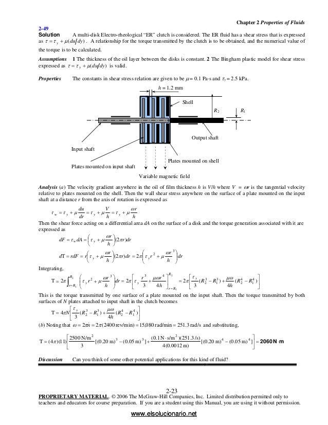 White mecanica pdf fluidos dos