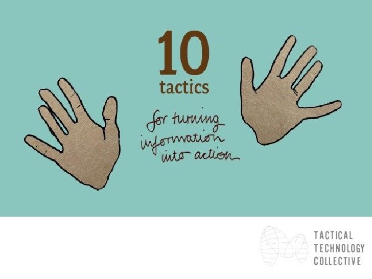 10 tactics screening presentation information Slide 1