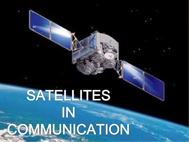 "The word satellite originated from the Latin word ""Satellit""- meaning an attendant, one who is constantly hovering around ..."