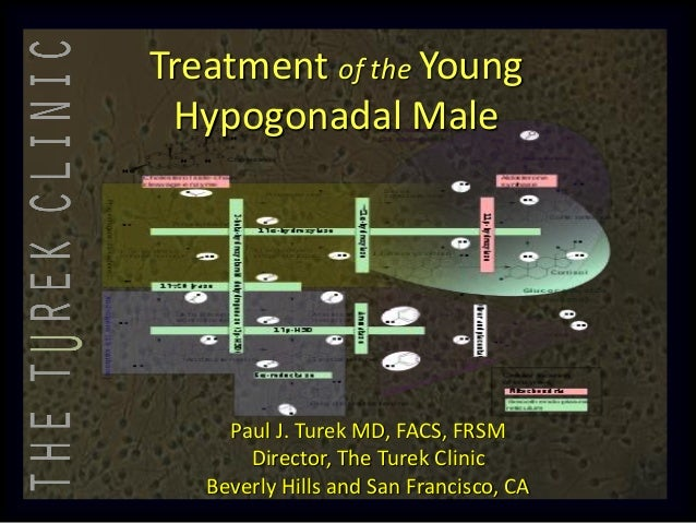 Paul J. Turek MD, FACS, FRSM Director, The Turek Clinic Beverly Hills and San Francisco, CA Treatment of the Young Hypogon...