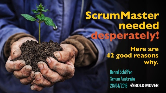 ScrumAustralia Here are