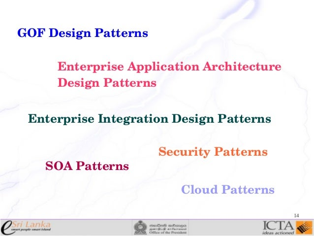 When To Use Gof Design Patterns