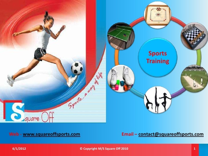 Sports                                                                TrainingWeb - www.squareoffsports.com               ...