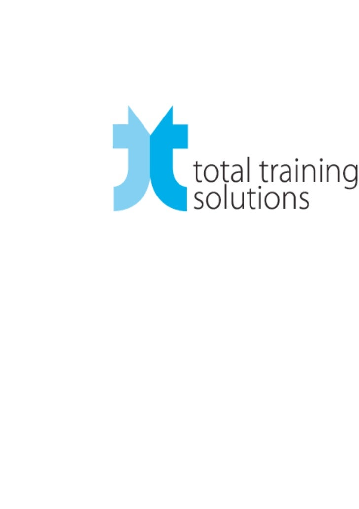 the total training solution tpc training