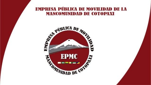La mancomunidad de Cotopaxi ha venido trabajando en los Procesos de Matriculación Vehicular, Títulos Habilitantes, Señaliz...