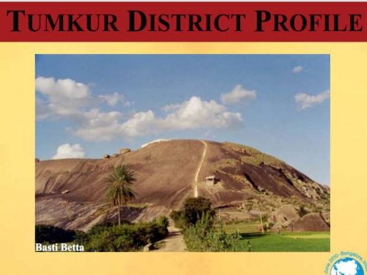 The Word Tumkur possibly originated    from Tumbe uuru (due to theabundance of a kind of flower called           Tumbe huu...