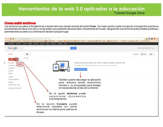 Tutorial Google Drive Documentos Compartidos