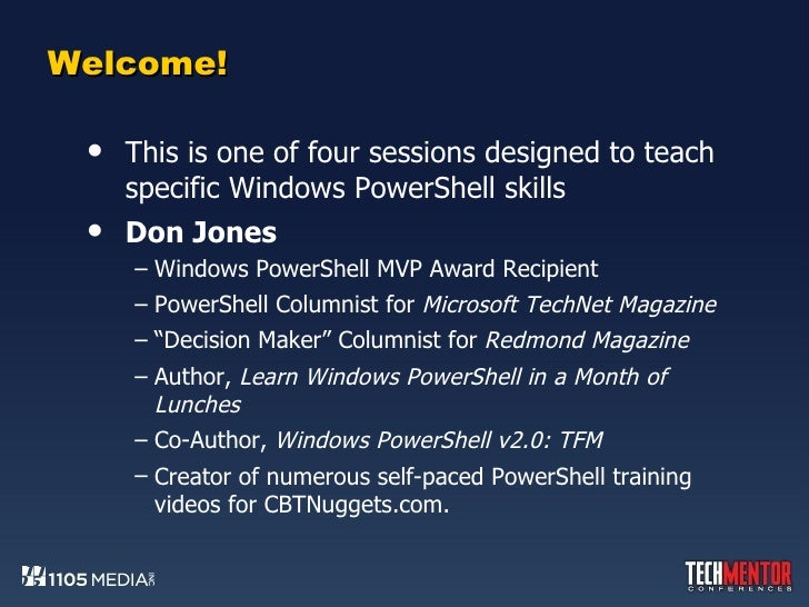 learn powershell scripting in a month of lunches pdf download