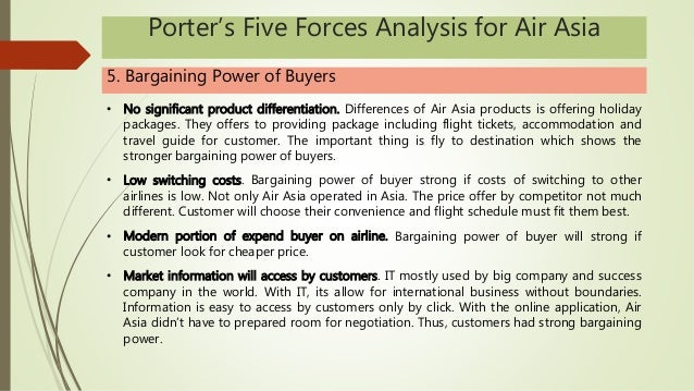 an analysis of the emirates airline using porters 5 forces model (findings & analysis) 21)yip model of emirates airlines: porter five forces model: emirates airlines- porter's five forces this unique approach to decision making is the key strength of the emirates airlines brand reputation: emirates airline provides quality service even in the.