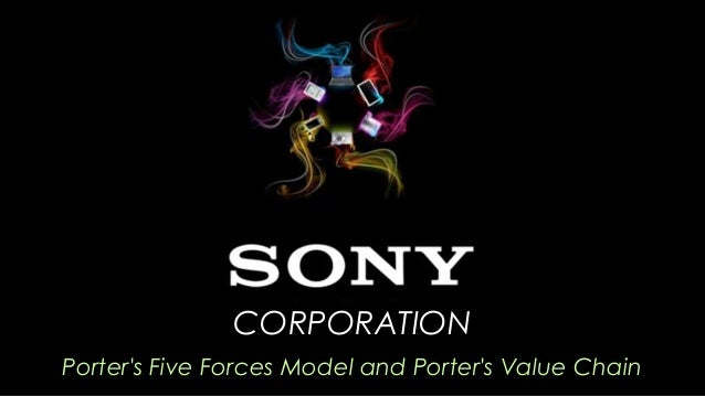 sony porters five forces Try porter's five forces framework to analyze the level of competition within an industry and develop a strong business strategy free template.