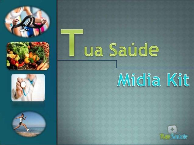   Fundado em 2007 pela nutricionista Tatiana Zanin e por Adriano Frazão, a marca Tua Saúde é um portal de nutrição, saúde...
